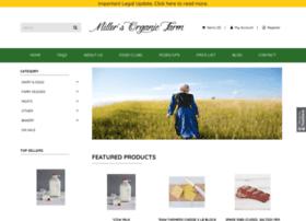 millersorganicfarm.com