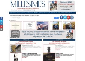 millesimes.fr