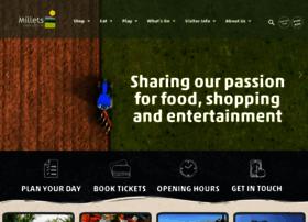 milletsfarmcentre.com