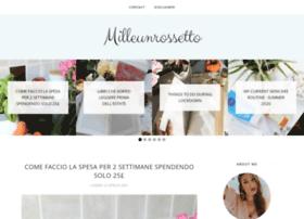 milleunrossetto.blogspot.it