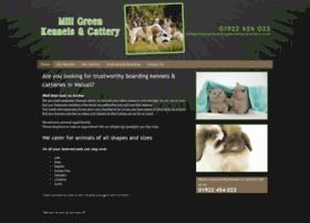 millgreenboardingkennelsandcattery.co.uk