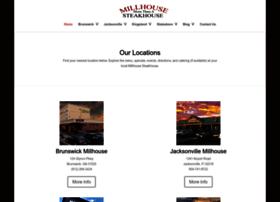 millhousesteakhouse.com