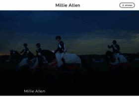 millieallen.com