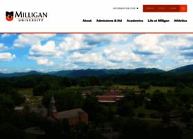 milligan.edu