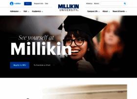 millikin.edu