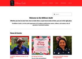 millinersguild.org