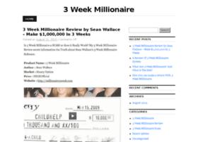 millionaire3week.com