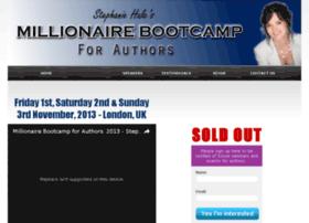 millionaireauthorsbootcamp.com