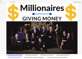 millionairegivingmoney.blogspot.com