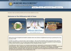 millionairehalloffame.com
