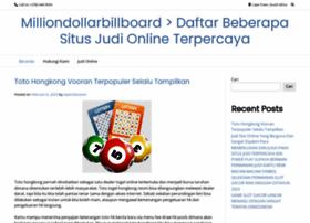 milliondollarbillboard.club