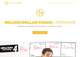 milliondollarcoachintensive.com