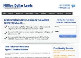 milliondollarleads.com