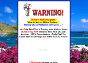 millionmailpostcards.com