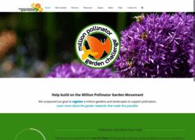 millionpollinatorgardens.org