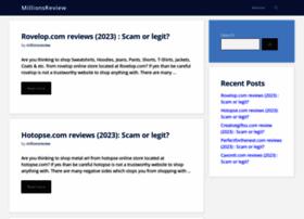 millionsreview.com