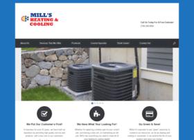 mills-heating.com