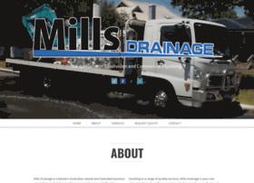 millsdrainage.com.au