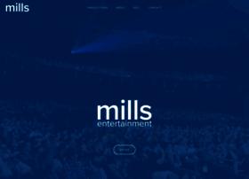 millsentertainment.com