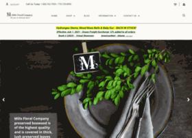 millsfloral.com