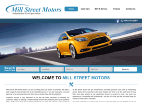millstreetmotors-leicester.co.uk