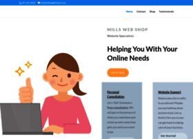 millswebshop.com