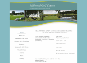 millwoodgolfcourse.net