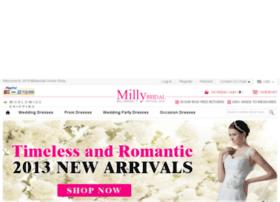 millybridal.net