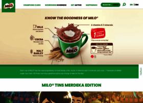 milo.com.my