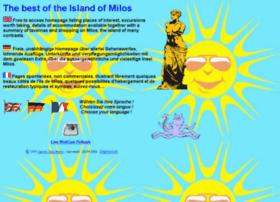 milos-travel.com