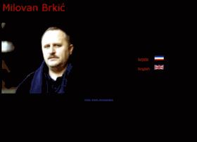 milovanbrkic.com