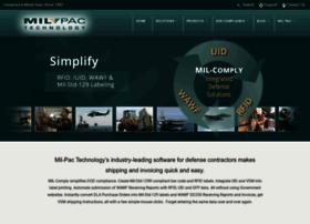 milpac.com