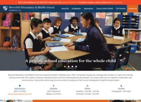 milpitas.merryhillschool.com