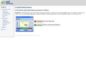 milsoftware.com