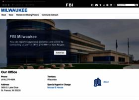 milwaukee.fbi.gov