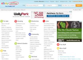 Craigslist milwaukee classified websites and posts on ...