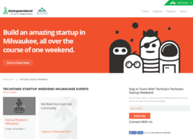 milwaukee.startupweekend.org