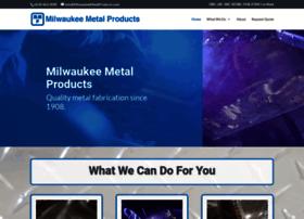 milwaukeemetalproducts.com