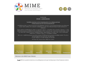 mime-project.org