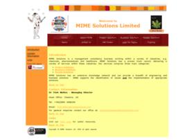 mimesolutions.com