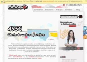 mimicaweb.com