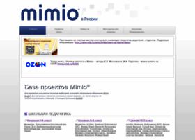 mimio-edu.ru