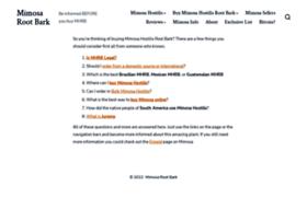 mimosahostilisbark.com