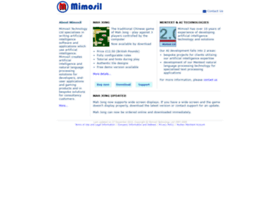 mimosil.co.uk