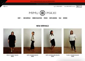 mimumaxi.com