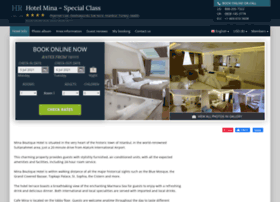 mina-hotel-istanbul.h-rez.com