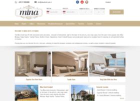 minahotel.com.tr
