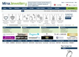 minajewellery.com