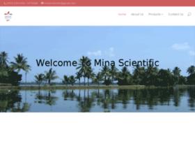 minascientific.com