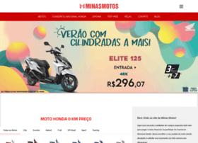 minasmotos.com.br